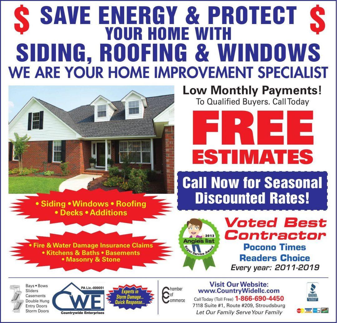 Countrywide Enterprises General Contractor