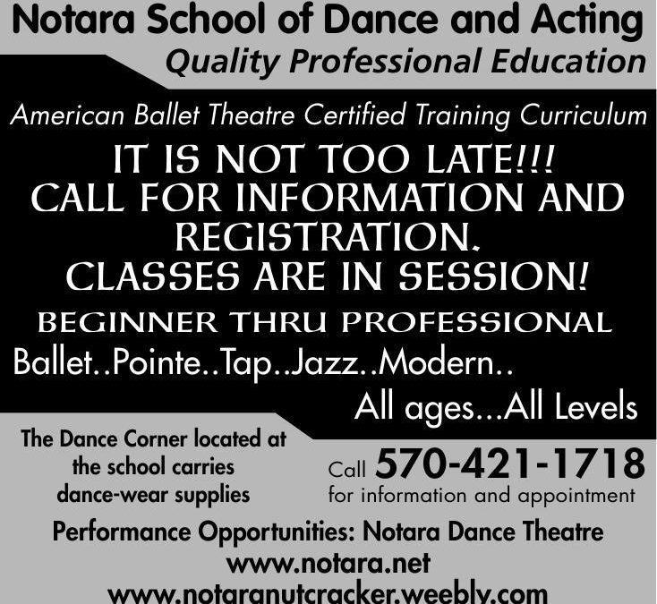 Notara School of Dance and Acting
